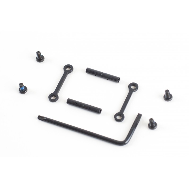 Anti rotation pins for Hammer and Trigger  .154 Black