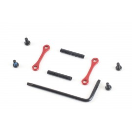 Anti rotation pins for Hammer and Trigger  .154 Red