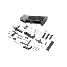 AR15 Tactical Superiority Mil-Spec Quality Lower Parts Kit (LPK)