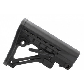 AR15/AR10  Mil-Spec QD Ready 6 Position Stock