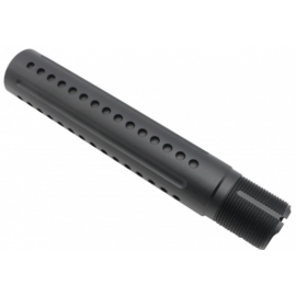 AR  Pistol  Fluted Buffer Tube Receiver Extension
