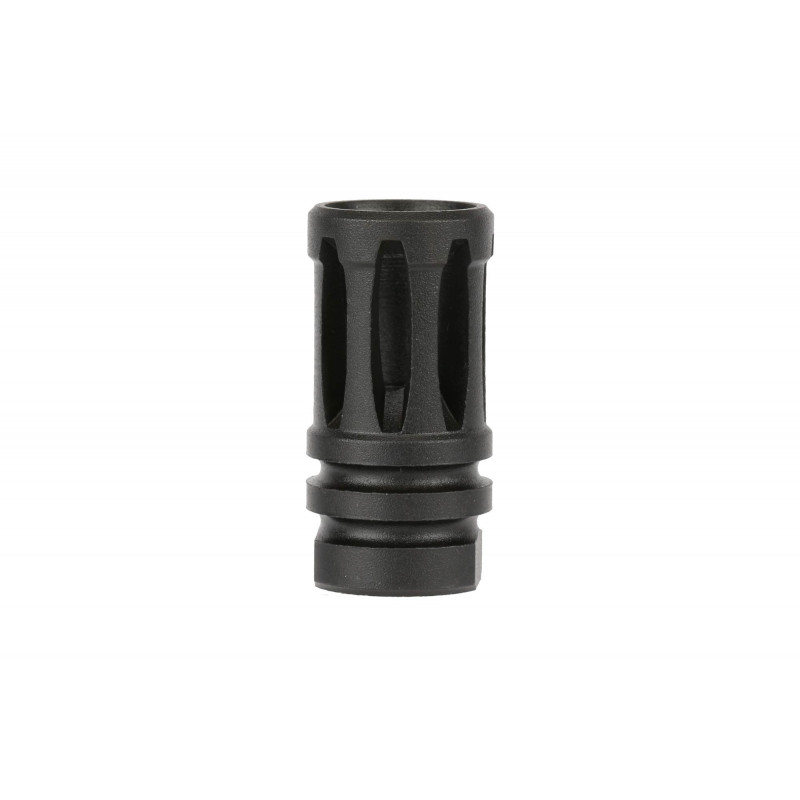 "AR A2 Birdcage Muzzle Brake for 308or300BO 5/8""X24"