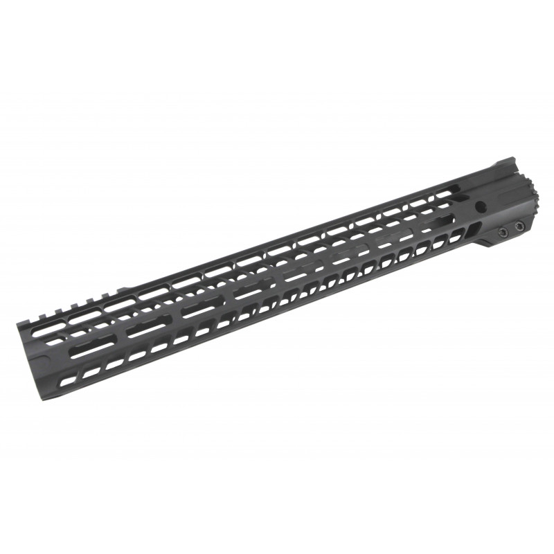 AR15 MTG Cut top Slim M-LOK 15